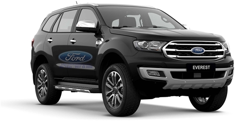 FORD EVEREST TRENT 2.0L 4x2